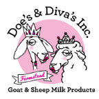 Doe's and Diva's Dairy, Inc. logo